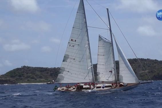 Antigua Classic Yacht Regatta 2015  FOLGE 3 – Vimeo thumbnail