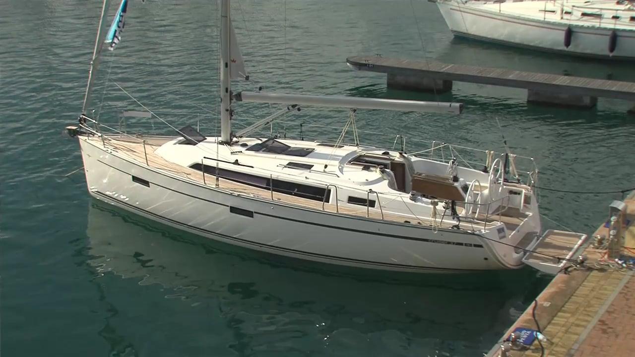 Bavaria Cruiser 37 Aqua Tv