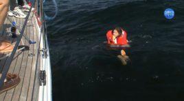 MOB - Mensch über Bord - Manöver