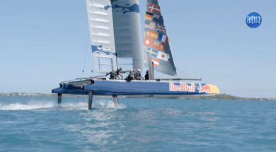 Foiling – Wenn Boote fliegen können – Vimeo thumbnail