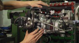 Arens Motors – Kleinster 15PS Einbaumotor