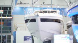 Die neue Bavaria SR41 auf der boot 2020