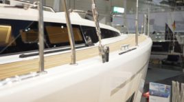 Die Bavaria C42 auf der boot 2020